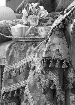 Портьерные ткани в стиле Прованс