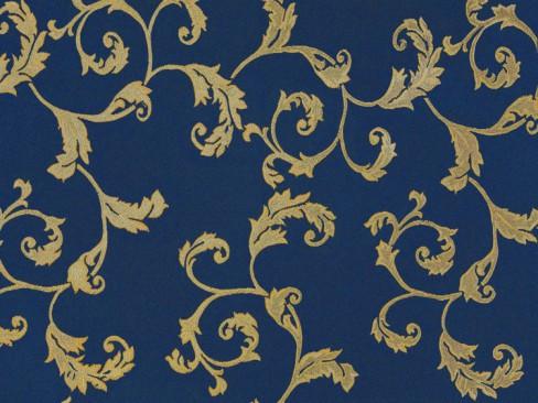 Ткань для штор с классическим орнаментом