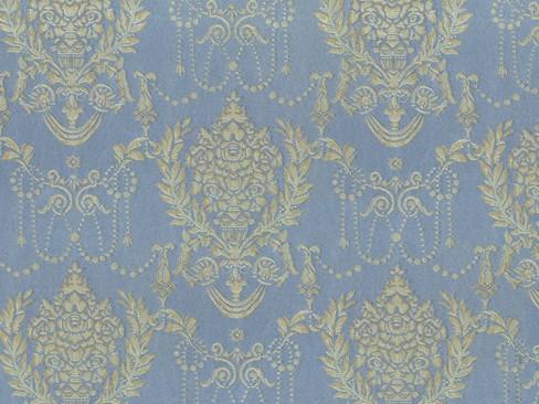 Ткань для штор в гостиную с классическим рисунком