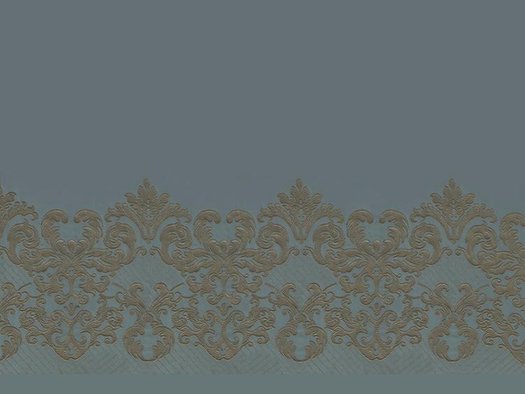 Ткань для штор сатин с вышивкой