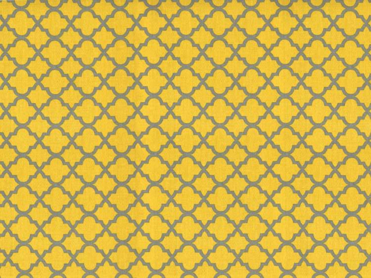 Ткань для штор в восточном стиле Сатин