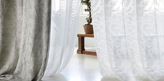 Тюлевые ткани для штор