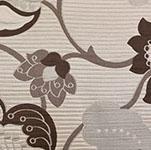 жаккардовые ткани для штор с цветами